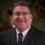 Headshot of Assistant Airport Director, Properties and Contracts Luis Elguezabal